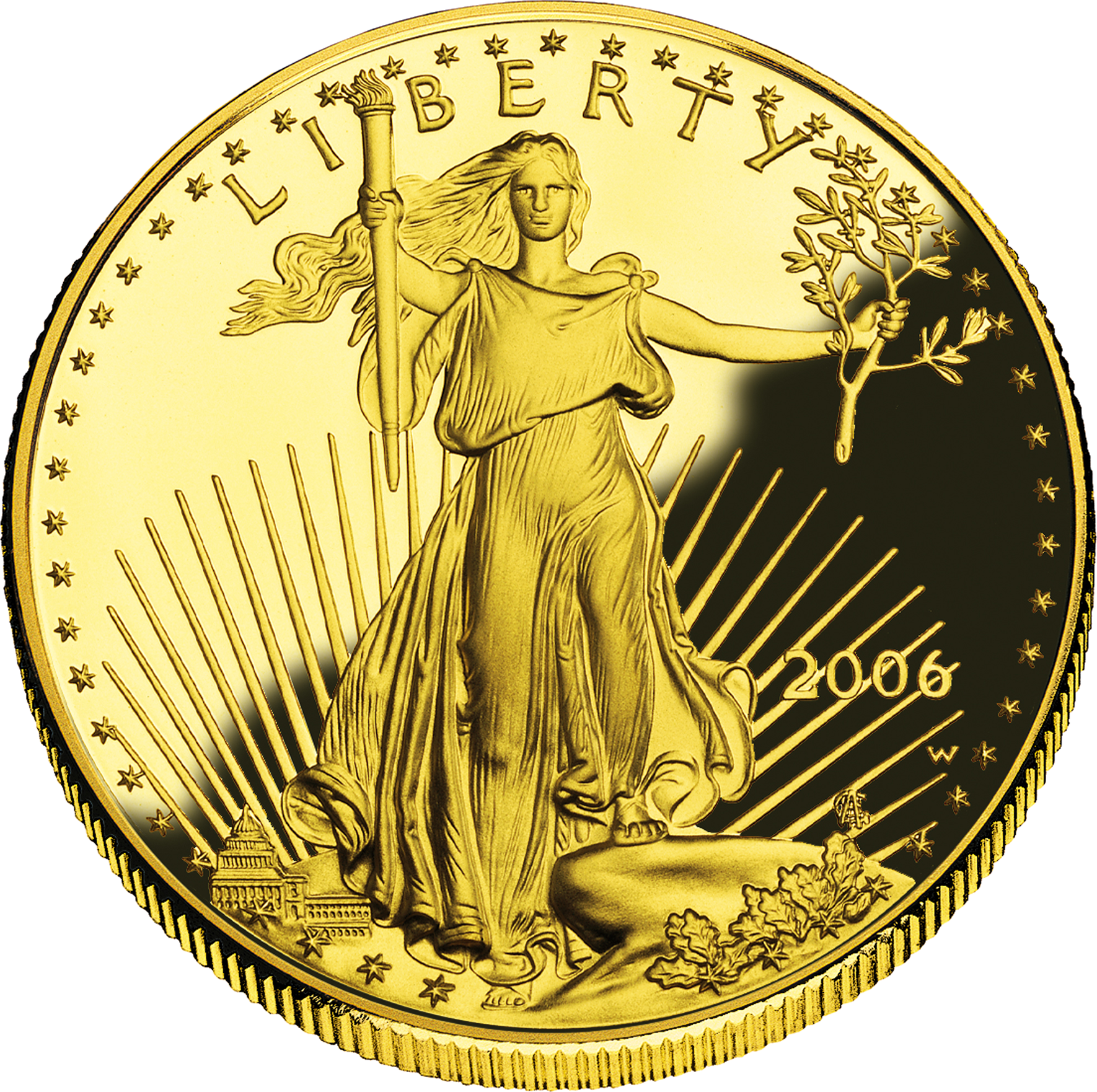 American Eagle Gold Proof Capital Gold Exchange